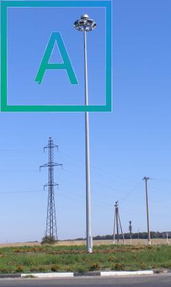 Поставка прожекторных мачт ПМС в Ярославскую область