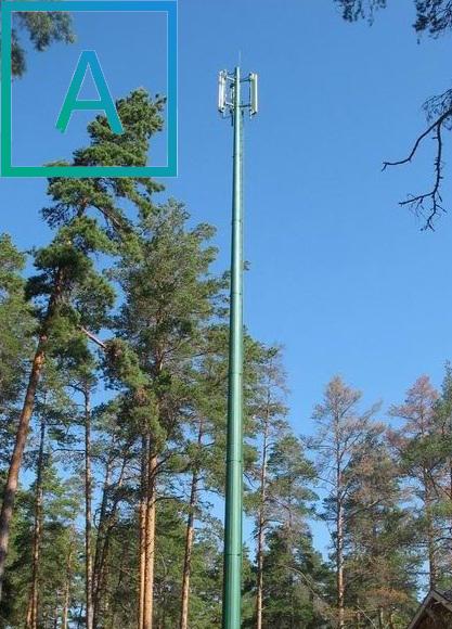 Поставка антенных опор АО в Краснодарский край