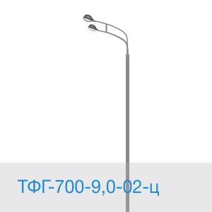 Силовая опора ТФГ-700-9,0-02-ц
