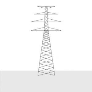 Опоры линий электропередач в [gorod p=6]