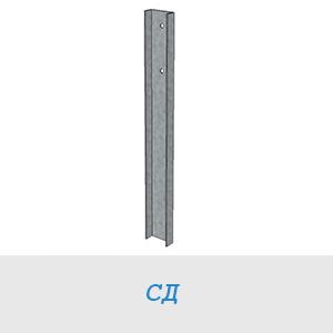 СД-6 (16-4 гн.пр. 1650мм)
