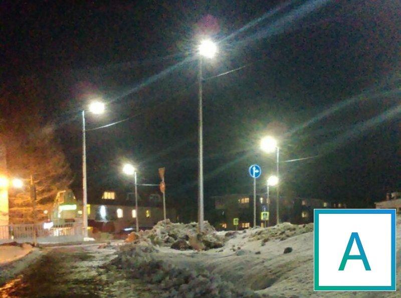 Опоры освещения от АЛЕНСО ГРУПП на Камчатке