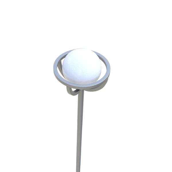 Сатурн-1 декоративная опора освещения