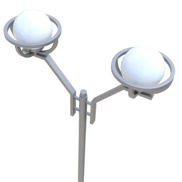 Сатурн-2 декоративная опора освещения