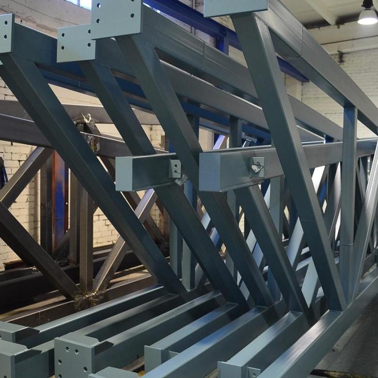 Технологические металлоконструкции